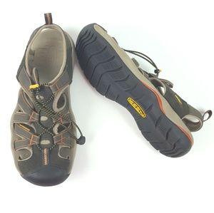 KEEN|Men's Gray Waterproof Sandals Size 11